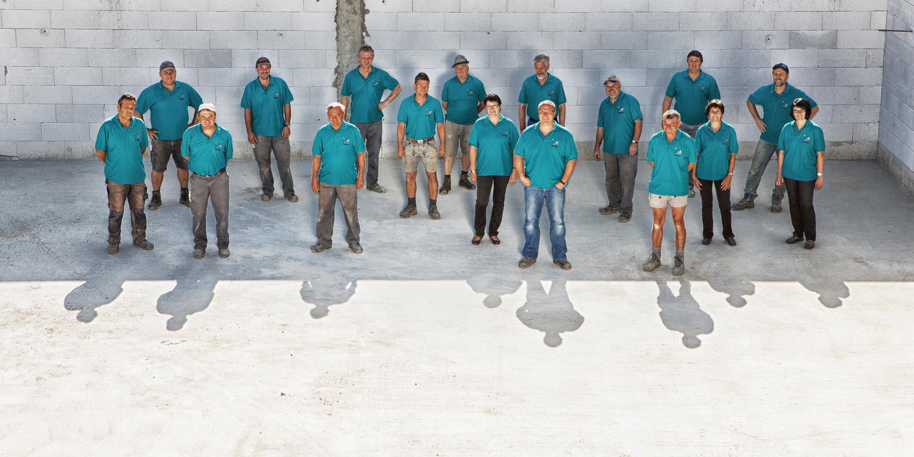 Ein starkes Team :: Barth Bauunternehmen